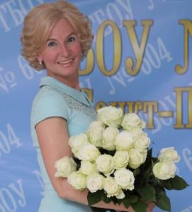 Поздравляем с юбилеем Дерипаска Елену Ивановну!
